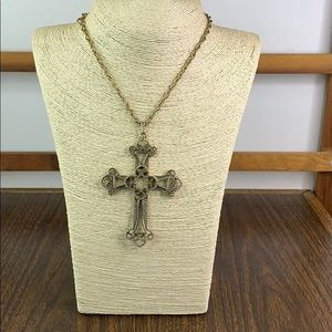 Limited Edition 1973 Sarah Coventry Gothic Cross